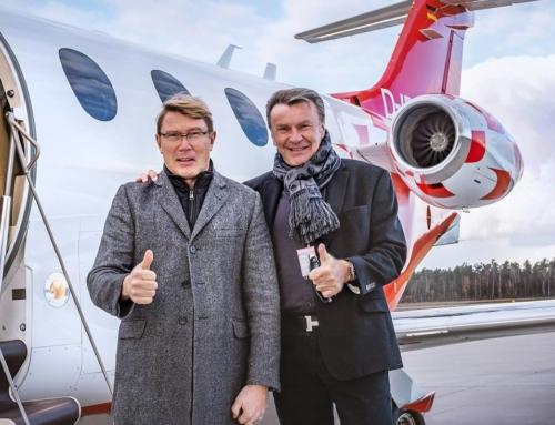 Former Formula One World Champion Mika Häkkinen named Brand Ambassador of FAI Aviation Group