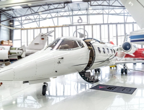 FAI welcomes 12th Learjet 60