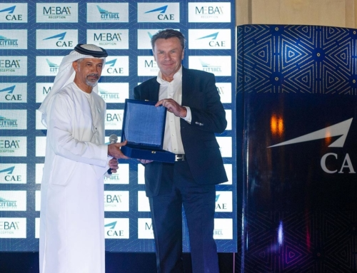 FAI honoured with Aviation Annual Achievement Award in Dubai