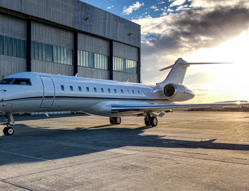 FAI adds Global Express to aircraft management fleet